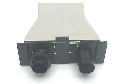 Olympus Japan Binocular Viewing Head Microscope Parted Off Ch-2chs