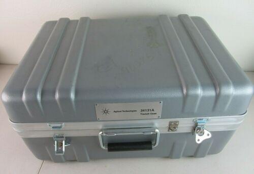 Agilent Technology Transit Case Carry Case Secure 34131A Gemstar Manufacturing
