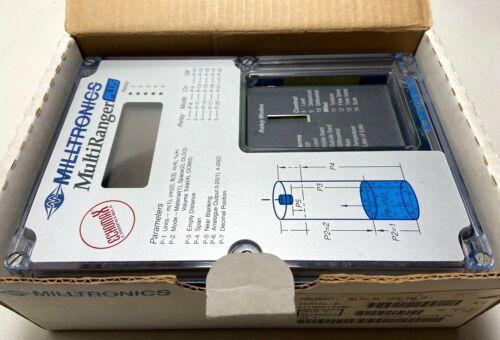 SIEMENS MILLTRONICS MULTI RANGER PLUS 12VDC Ultrasonic level controller