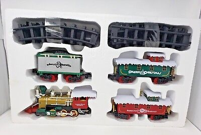 SANTA'S VILLAGE EXPRESS 20 PC TRAIN SET IN BOX - O SCALE for sale  Shipping to Canada