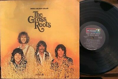 The Grass Roots More Golden Grass LP Near Mint vinyl