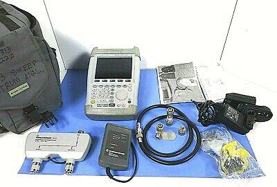 Rohde Schwarz Fsh3 100 Khz ... 3 Ghz Spectrum Analyzer - Free Shipping