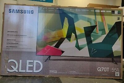 "Samsung 55"" 4K LED UHDTV Smart TV HDR QN55Q70T -Local Pickup ONLY-"