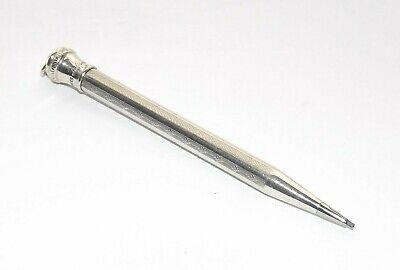 Rose Ballet by International Sterling Silver Olive Spoon Pierced 5 34 Custom