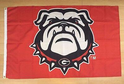 NCAA Georgia Bulldogs Reflective Lanyard
