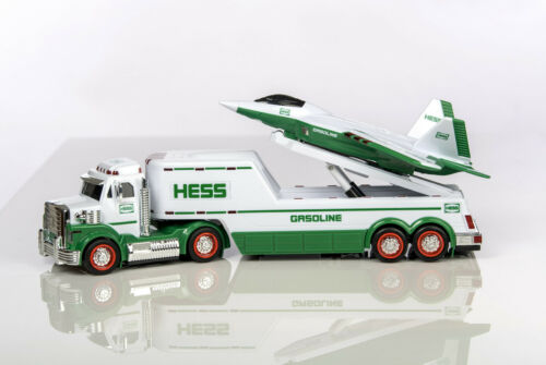 2010 Hess Toy Truck and Jet NEW IN BOX - Original Case MINT! Several available!!