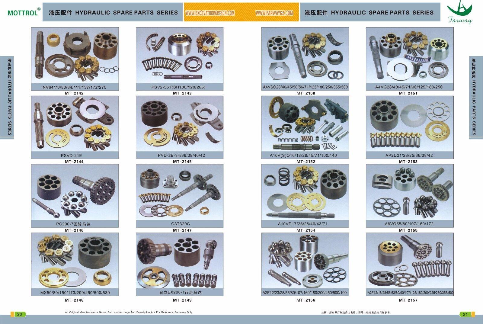 9102256 9114686 9115733 EX200-2 Relief Valve For HITACHI Excavator TRAVEL MOTOR - $199.99