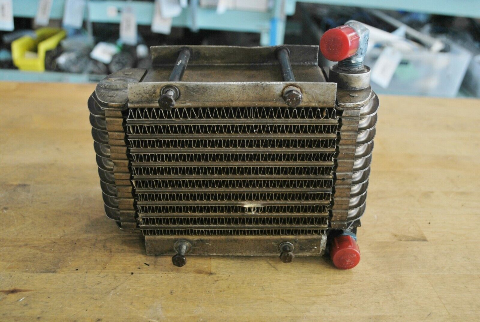 Piper PA-23-250 Aztec / Harrison Oil Cooler Assembly 32330-07 32330-007 IO-540