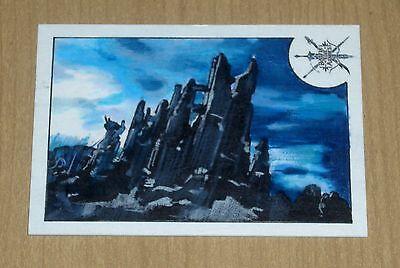 2016 Cryptozoic Hobbit Battle Five Armies fine art sketch card 1/1 Mike James