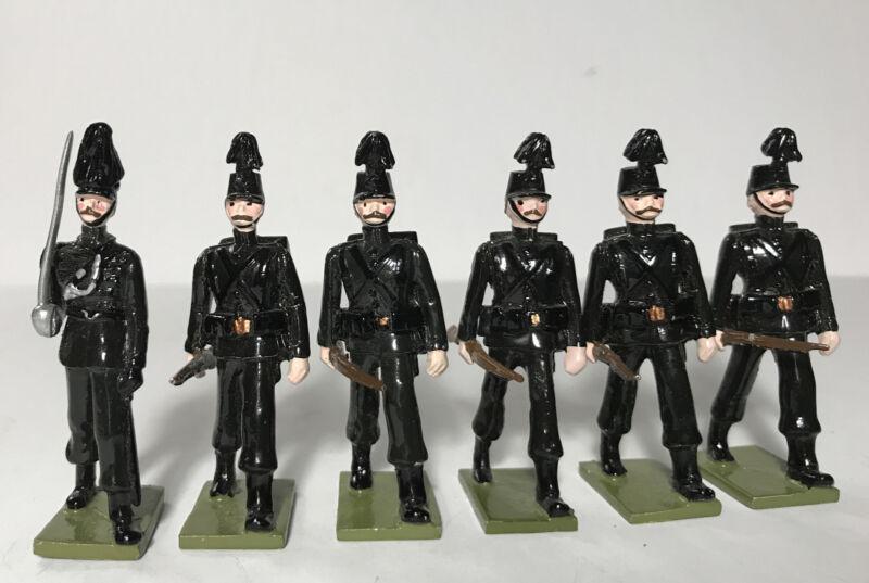 Steadfast: British Inf. London Rifle Brigade: VINTAGE 1980