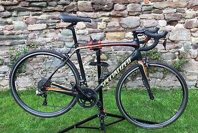 Specialized Roubaix SL4 Comp FACT 8r carbon frame, Ultegra Di2 -  56cm