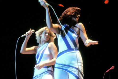 ABBA - MUSIC PHOTO #E28