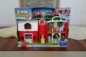 NEW Fisher-Price Little People Animal Friends Farm RRP $99 Mudgeeraba Gold Coast South Preview