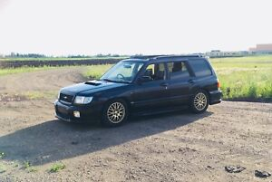 1999 Subaru Forester ST/B  SF5 Type A