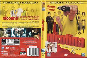 NICOTINA-LA-VITA-SENZA-FILTRO-2003-dvd-ex-noleggio
