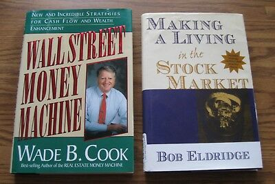 WALL STREET MONEY MACHINE & MAKING A LIVING in the STOCK MARKET (Making A Living In The Stock Market)