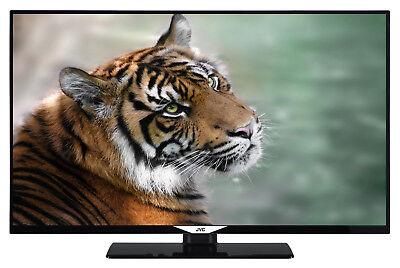 JVC LT-40V54JF LED Fernseher 40 Zoll Full HD Triple Tuner Smart TV WLAN DTS