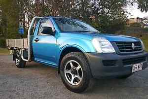 2005 Holden Rodeo Ute Greenslopes Brisbane South West Preview