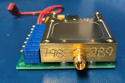 Agilentkeysighthp 5086-7653 Pre-amplifier 50 Ghz Fully Functional