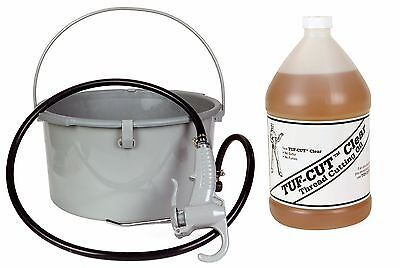Toledo Pipe 418 Oiler 10883 1 Gallon Tuf-cut Clear Oil Fits Ridgid 300 700 12r