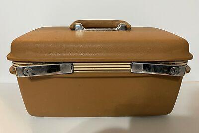Vintage Samsonite Concord Travel Makeup Case