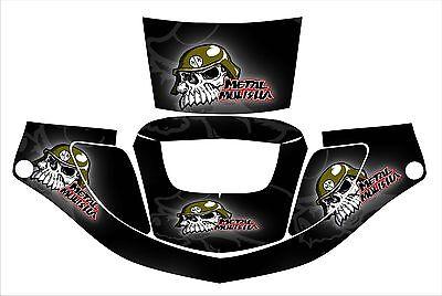 3m Speedglas 9000 9002 X Xf Auto Sw Jig Welding Helmet Wrap Decal Sticker Skin M