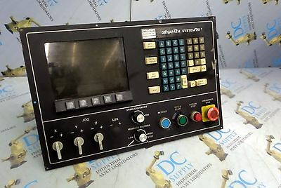 Dynapath Systems 20 Lp0920gk3-la Operator Interface Panel