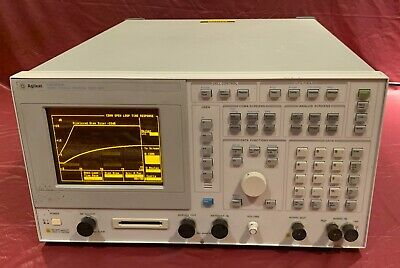 Agilent E8285a Cdma Mobile Station Test Set Radio Communication Service Monitor