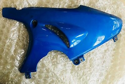 Triumph Sprint blue belly pan