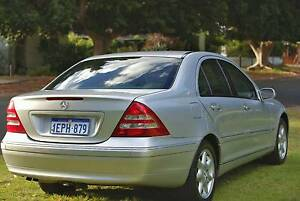 2002 Mercedes Benz C240 Sedan Auto+ ALL EXTRAS Carlisle Victoria Park Area Preview
