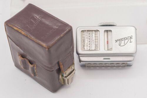Kodak Germany Kodalux Rangefinder Camera Shoe Mount Selenium Light Meter *Read*