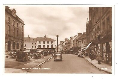 RP Market Street Armagh County Armagh Northern Ireland unused
