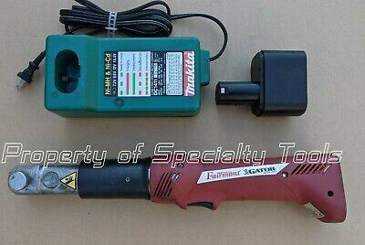 Greenlee Gator Ek425 Battery Hydraulic Crimper 6 Ton Crimping Tool