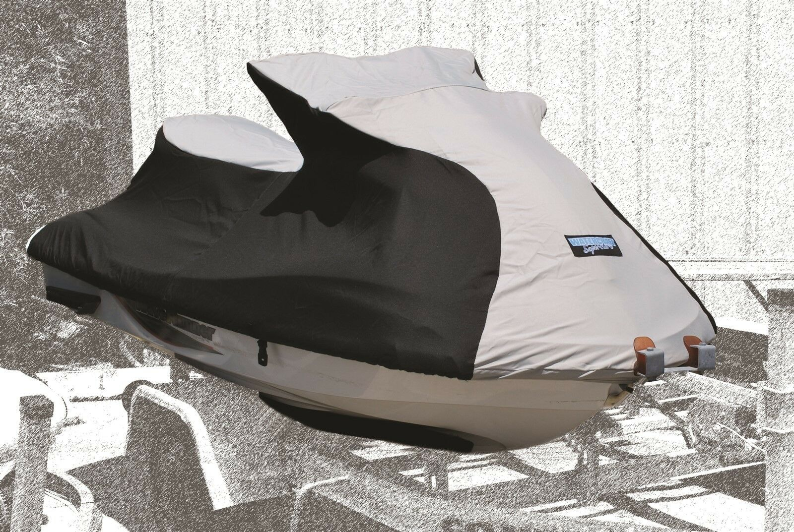Yamaha Storage Cover 2000-2002 GP 1200R    2001-2005 GP800R    2003-2008 GP1300R