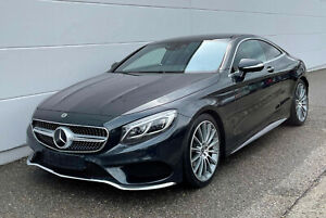 Mercedes-Benz S450/400 Coupe 4M *AMG LINE*EXKLUSIV*PANO*