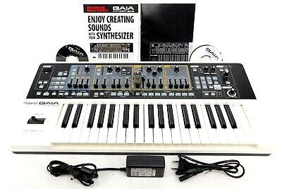 Synthesizers Roland Gaia Sh 01 Synthesizer