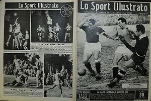 LO-SPORT-ILLUSTRATO-N-47-24-NOV-1949-LA-LAZIO-MERAVIGLIA-NUMERO-DUE