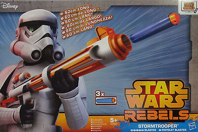 HASBRO® A8560 Star Wars® Rebels Stormtrooper™ Blaster 60cm - Star Wars Rebels Stormtrooper Blaster