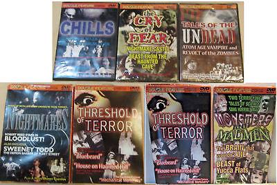 3X Halloween B Movies - Halloween Nightmares