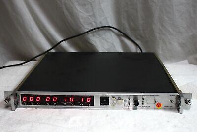 Datum Symmetricom 9100-9019 Time Code Generator