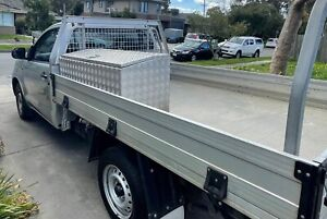 2012 Toyota Hilux Workmate 5 Sp Manual C/chas