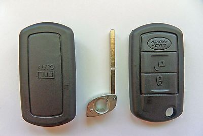 Land Rover™ LR3, Range Rover™ Sport Key Fob Repair with New  Battery Free Ship