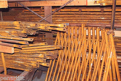 Bil-jax Interior Scaffolding Lot - Various Size Ladders Putlogs More Scaffold