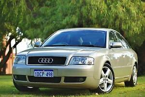2002 Audi A6 Sedan Carlisle Victoria Park Area Preview