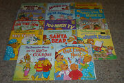Berenstain Bears Book Lot