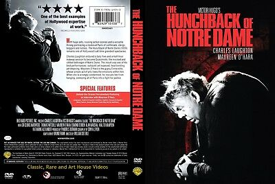 The Hunchback of Notre Dame ~ DVD ~ Charles Laughton (1939) (The Hunchback Of Notre Dame Charles Laughton 1939)