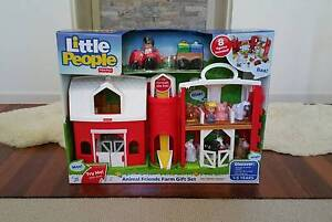 NEW Fisher-Price Little People Animal Friends Farm RRP $119 Mudgeeraba Gold Coast South Preview
