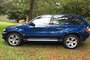 2003 BMW X5  E53  3 litre  6 cylinder Cremorne North Sydney Area Preview
