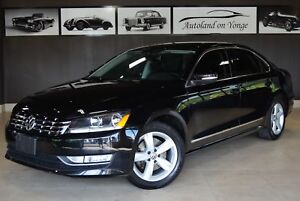 2013 Volkswagen Passat 2.5L Highline- LEATHER/SUNROOF