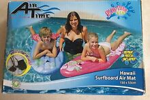 Hawaii pink surfboard air mat for beach/pool new in box $15 Somerville Mornington Peninsula Preview